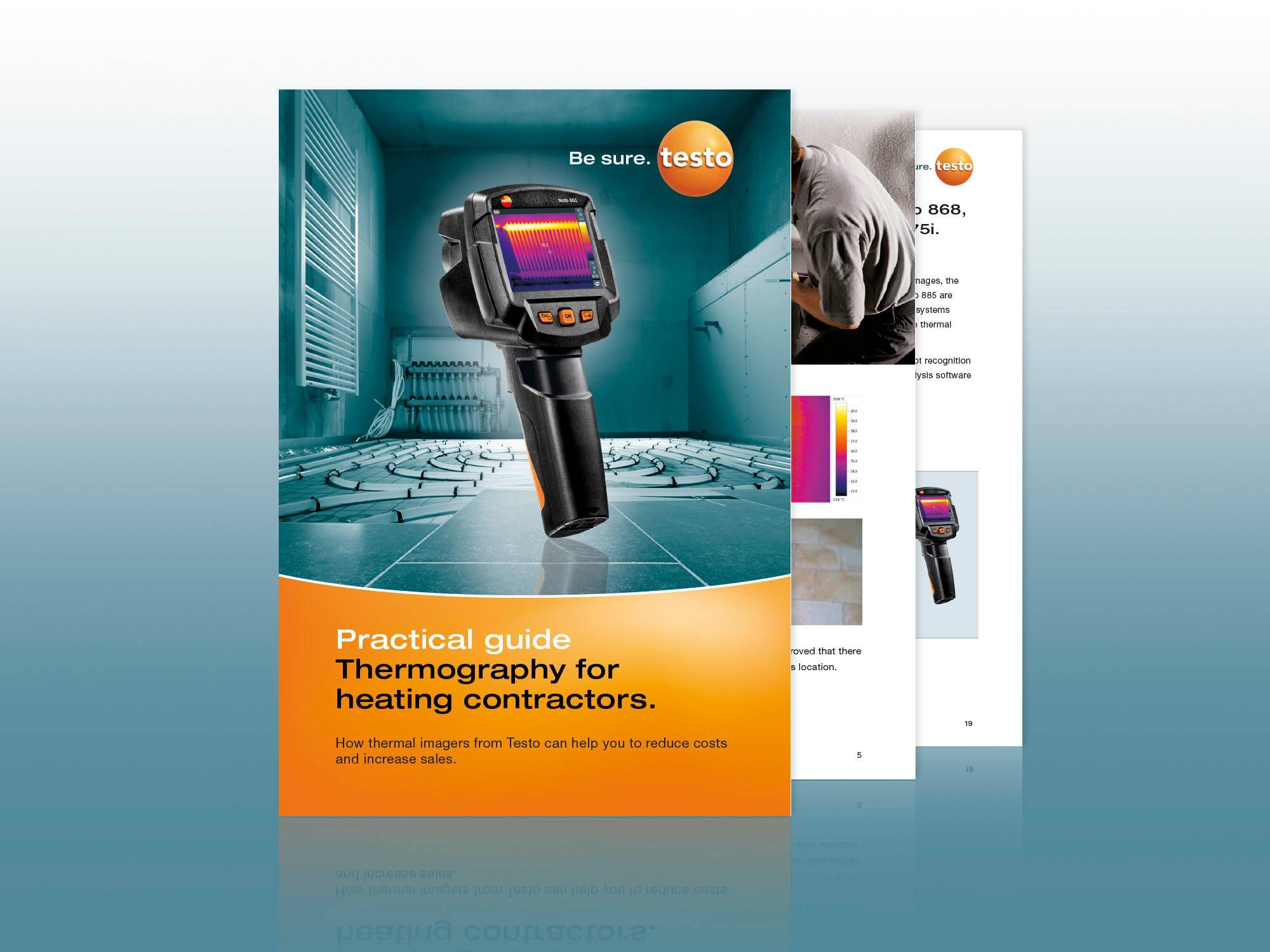 Practical guide for heating contractors