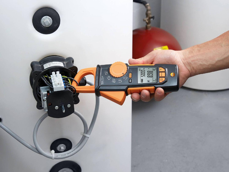 testo 770-3 clamp meter