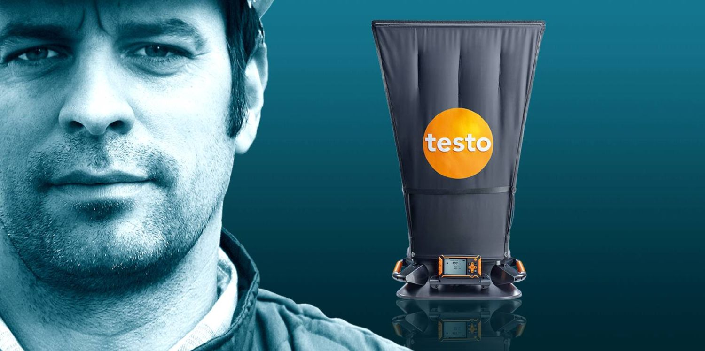 Produkttest-Website-Teaser-1540x768-Volumenstrom-Messhaube testo 420.png