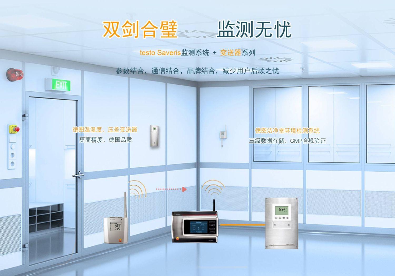 洁净室环境监测
