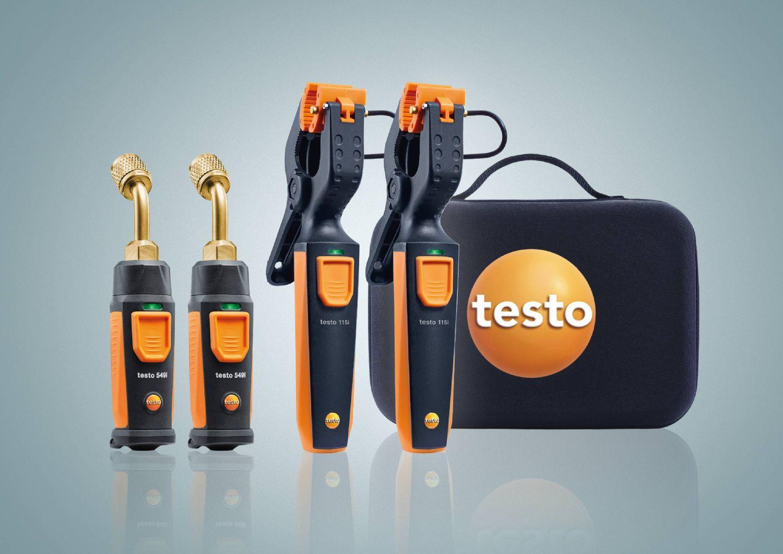 德图智能测量探头Testo Smart Probes智能迷你制冷系统检测