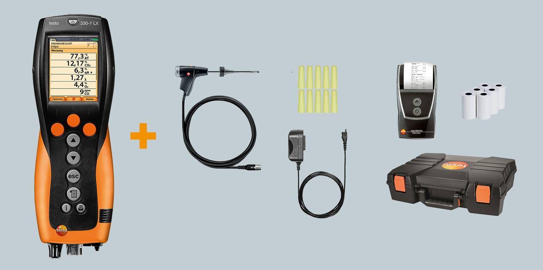testo 330-1 LX kit d'anniversaire