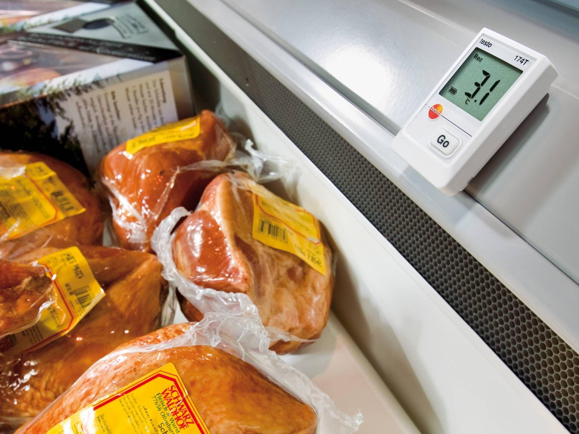 Data logger para temperatura e umidade do ar
