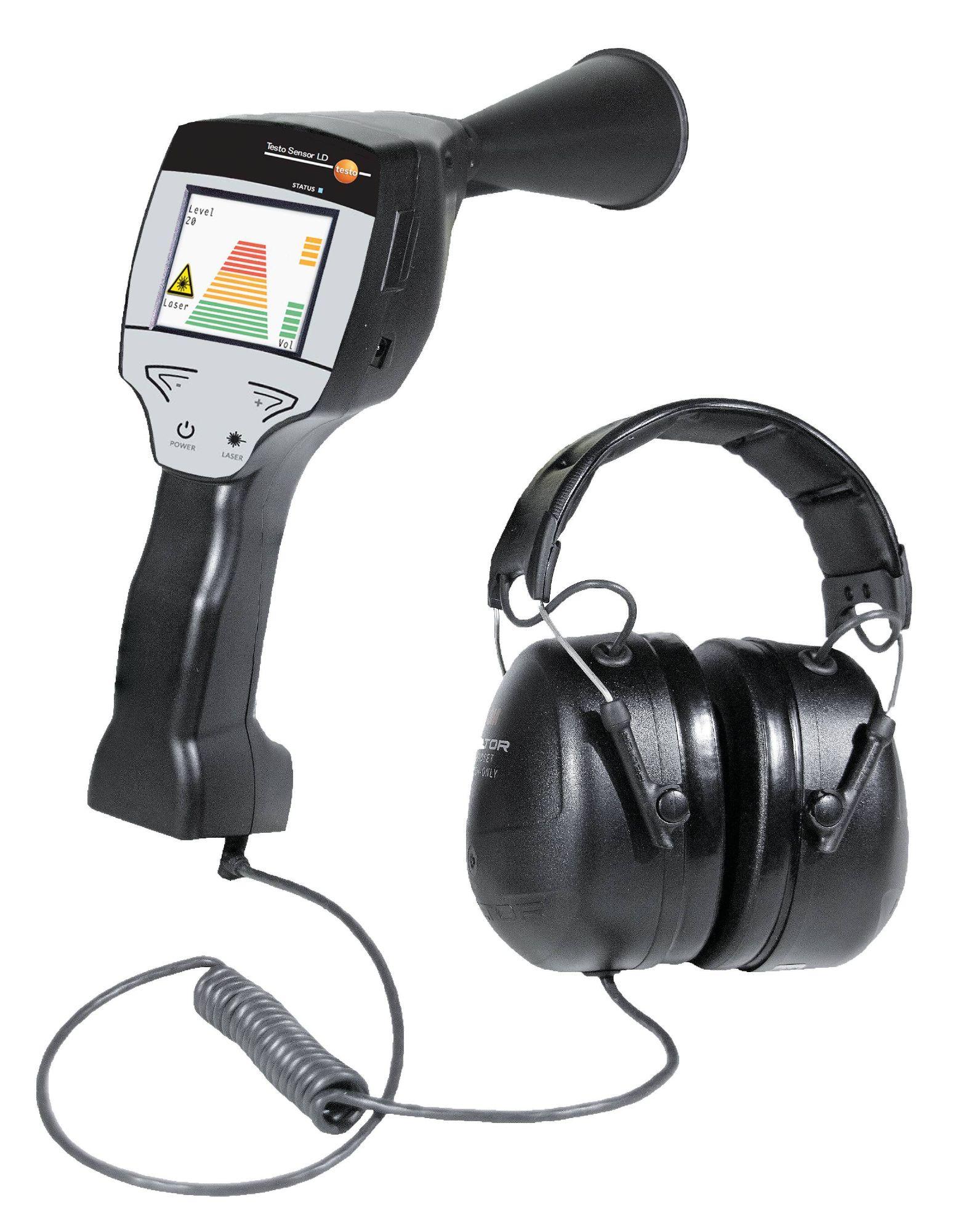 Detektor ultradźwięków - Sensor LD