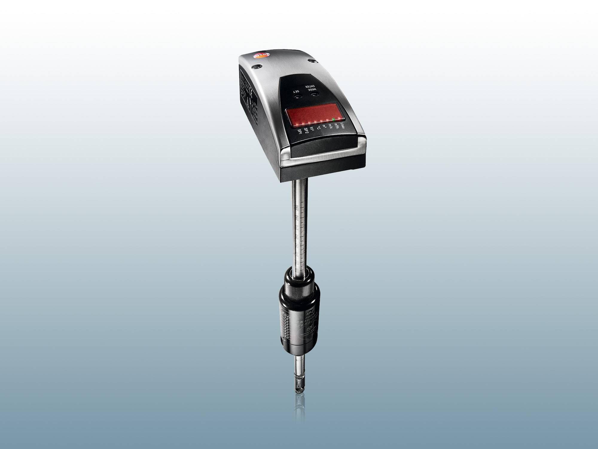 Compressed air meter testo 6448