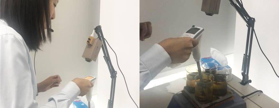 德图食用油品质检测仪操作规则