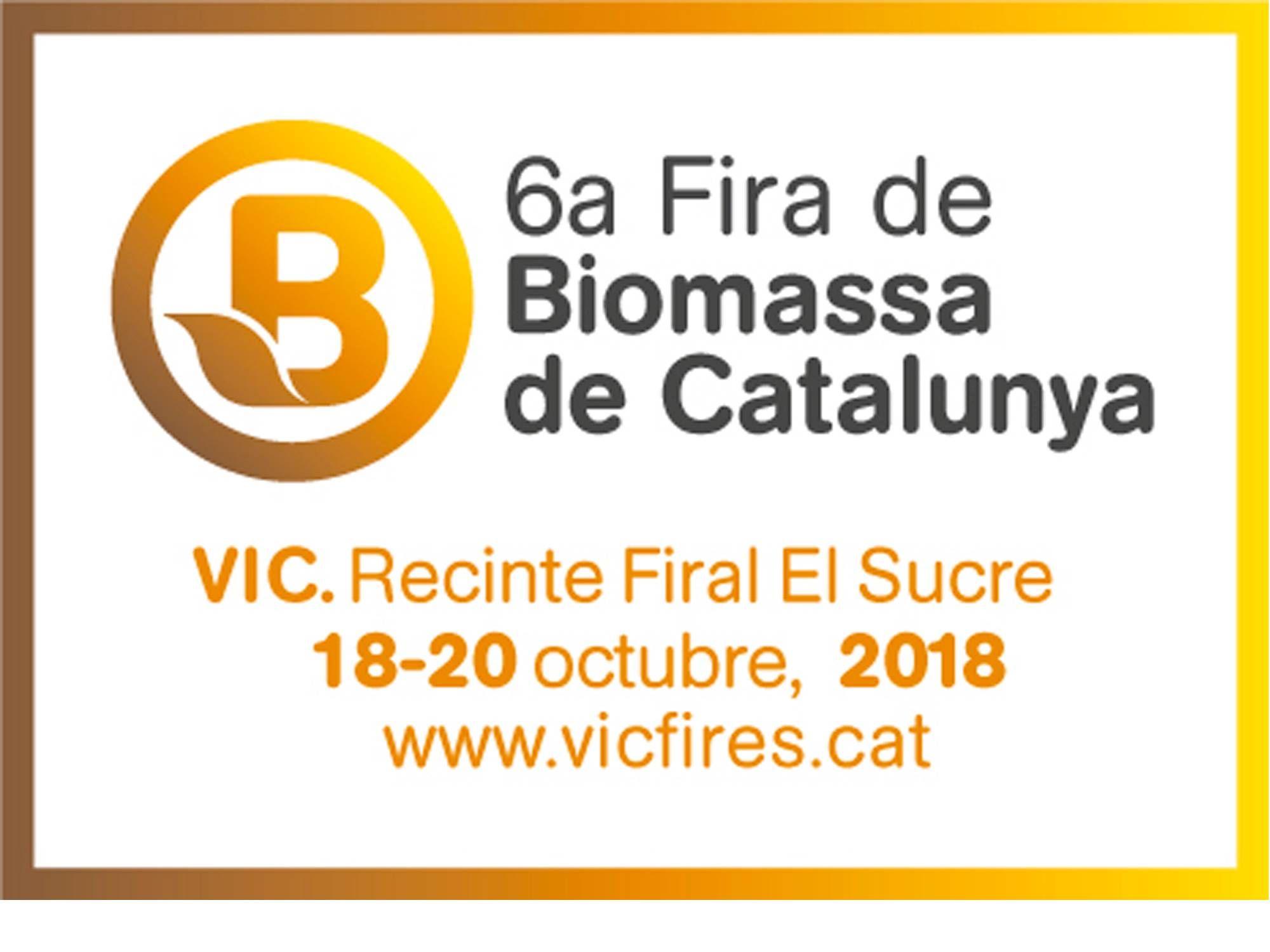 Testo en la 6a Fira de Biomassa