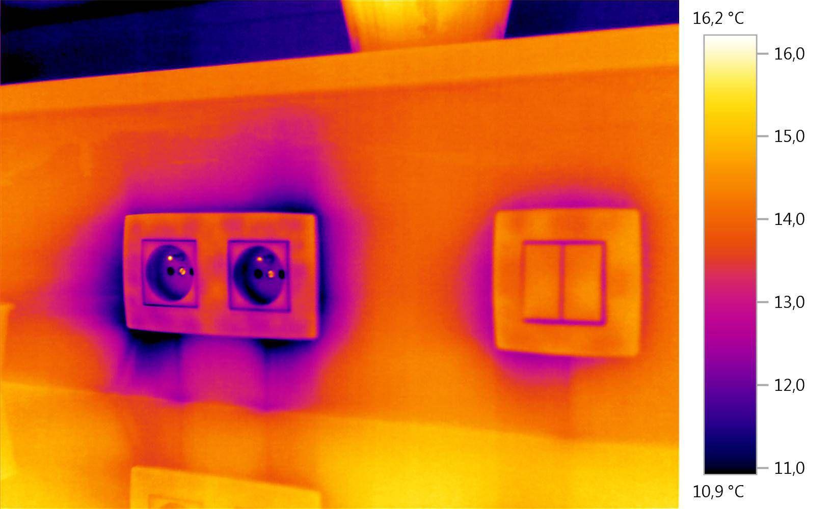 Blower Door - Luftdichtigkeit von Neubauten