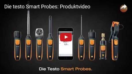 Die testo smart Probes