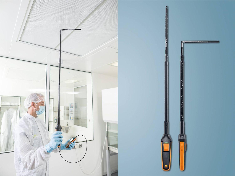 testo 440 hot wire probe