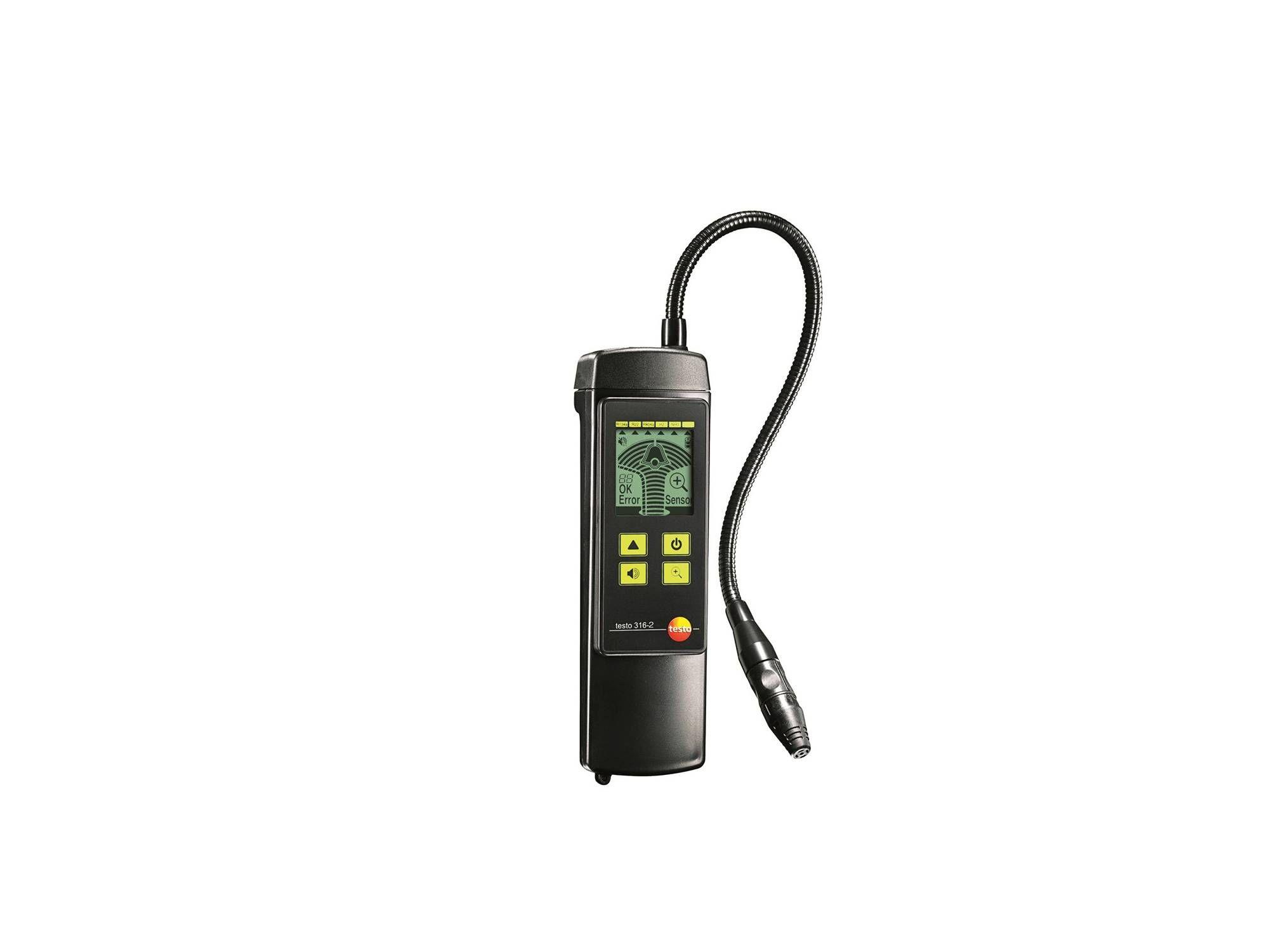 testo 316-2 可燃气体检漏仪