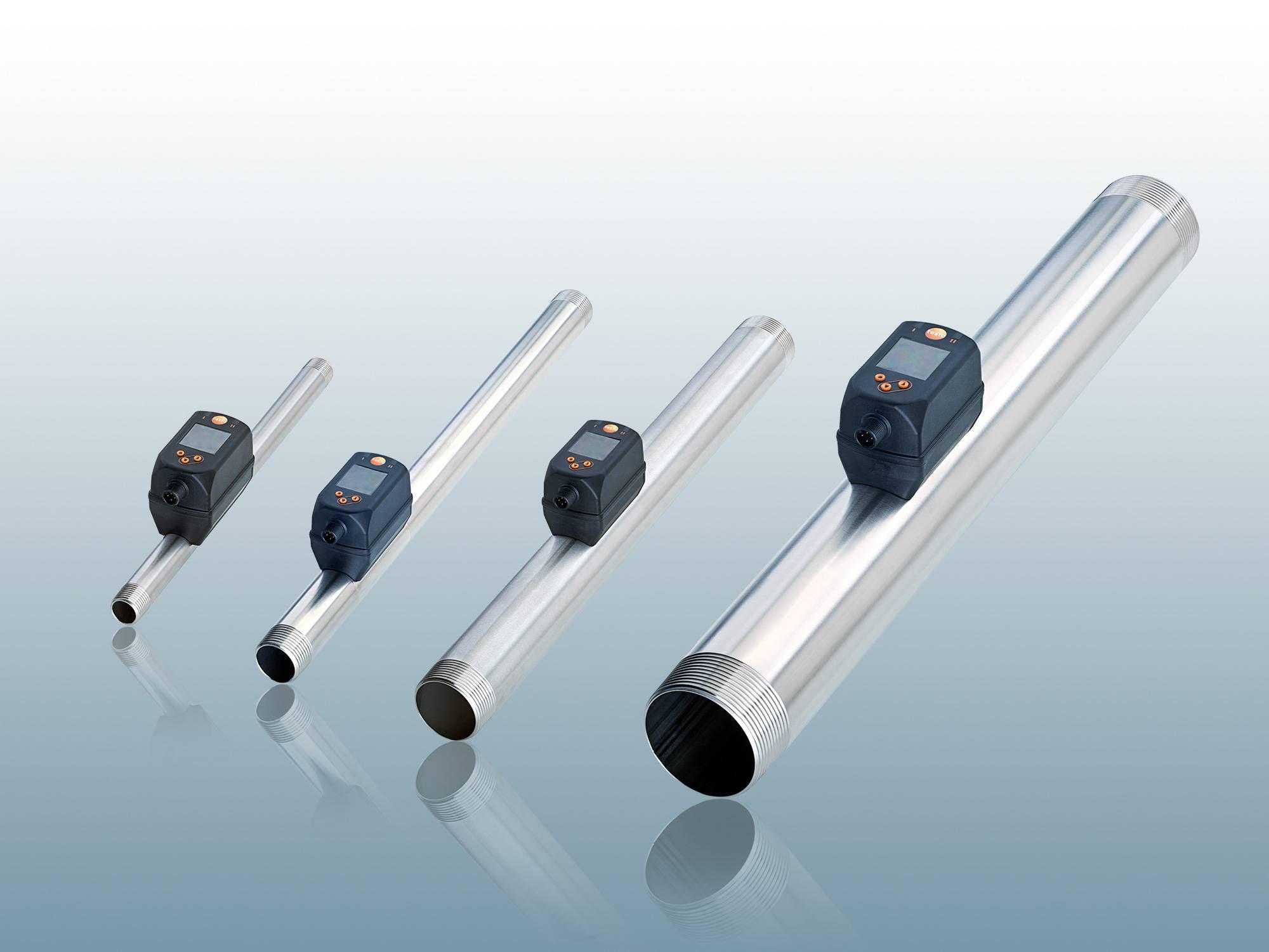 testo 6451 - 6454 用于普通直径和内置压力测量