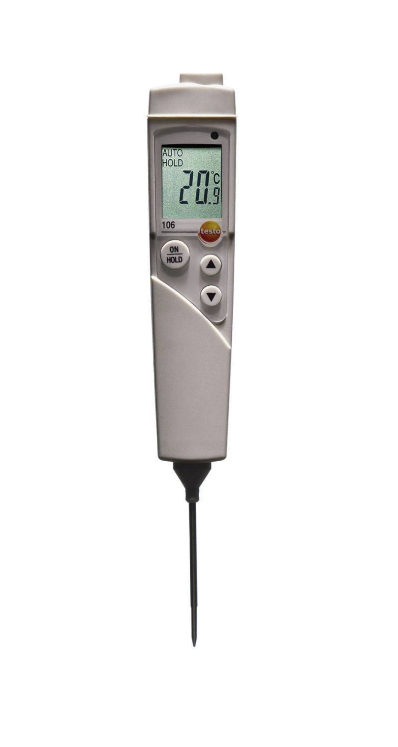 testo 106 temperatuur meetinstrument