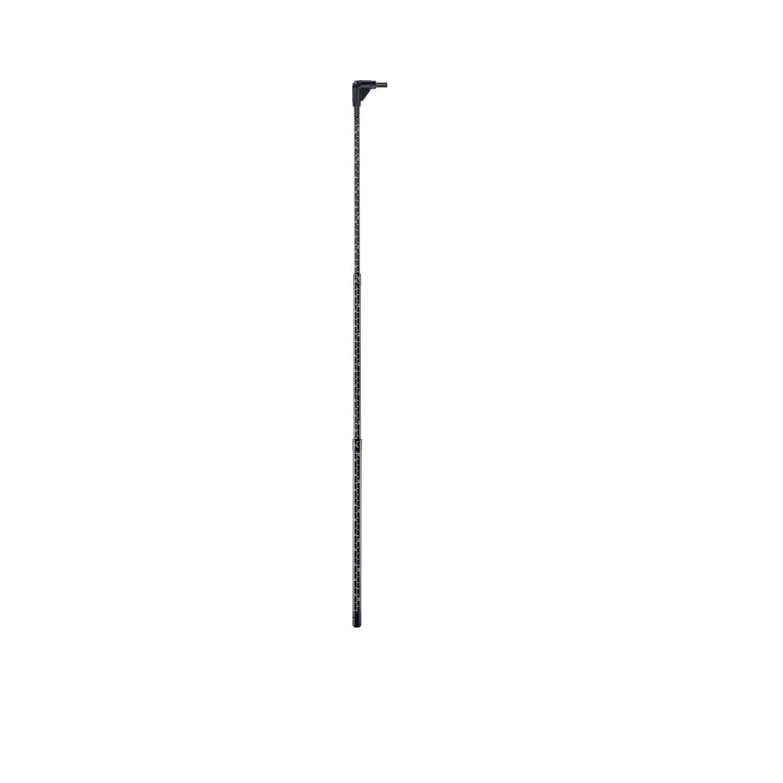 Brazo telescópico extensible (longitud hasta 1 m) para sondas de velocidad con empuñadura universal