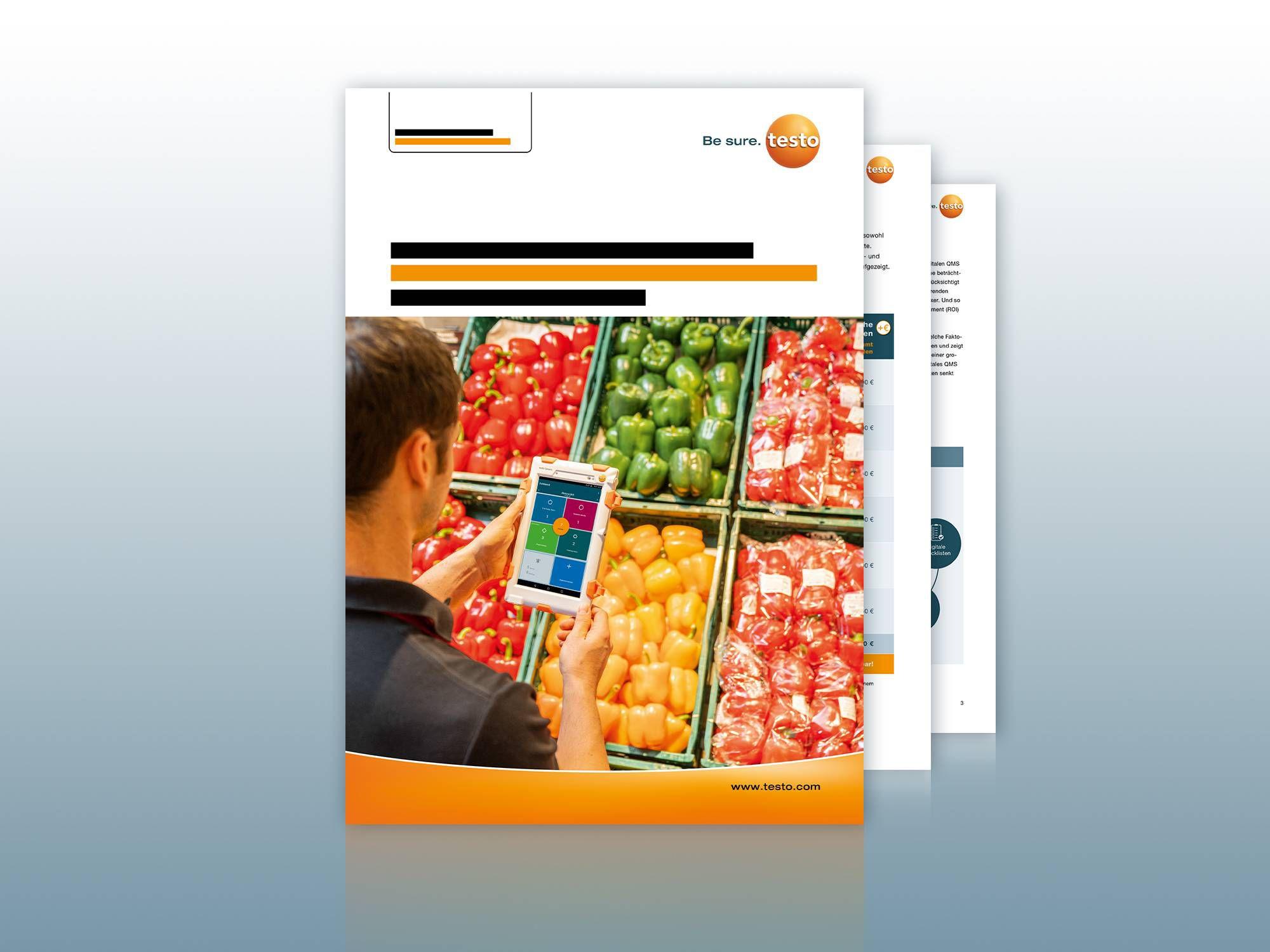 testo德图食品安全ROI白皮书下载