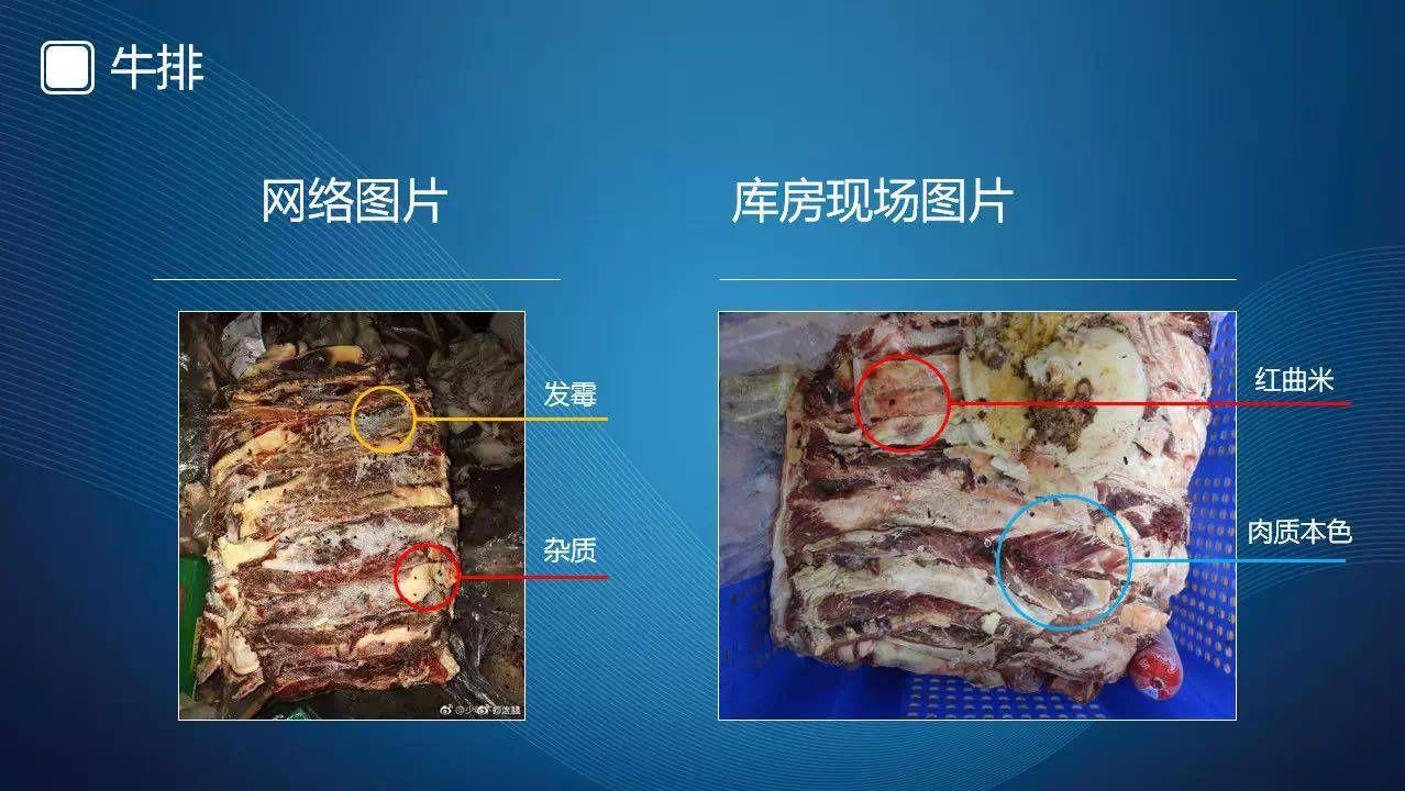 某实验学校食品安全事件腐烂食品图片