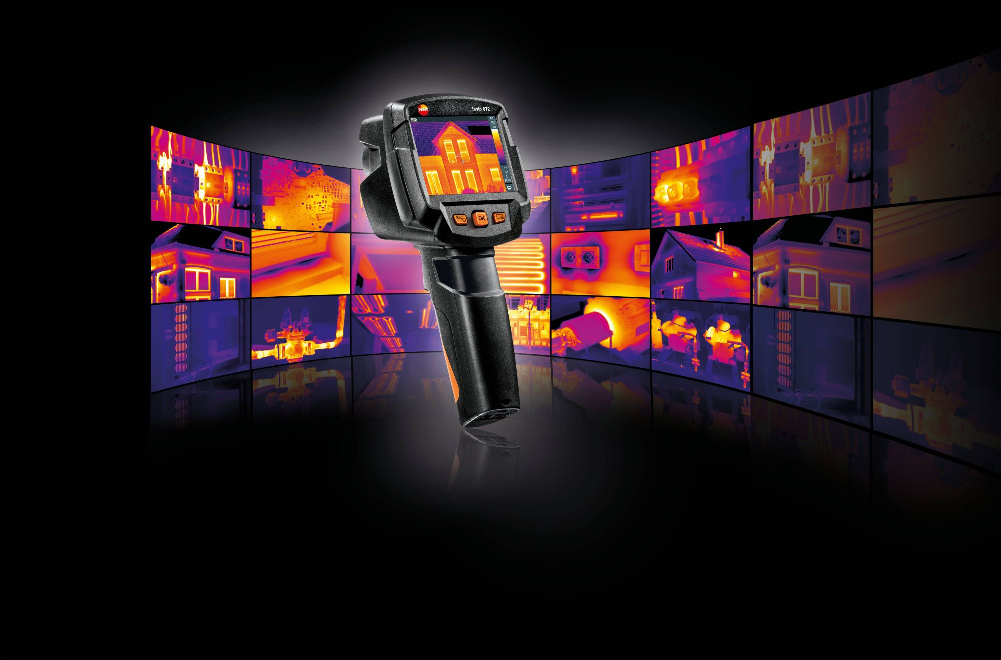 The new thermal imagers