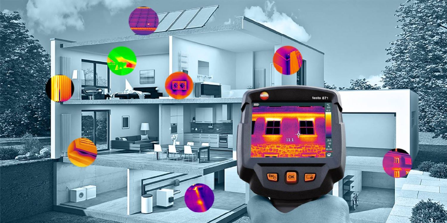 Thermographie dans le Facility Management