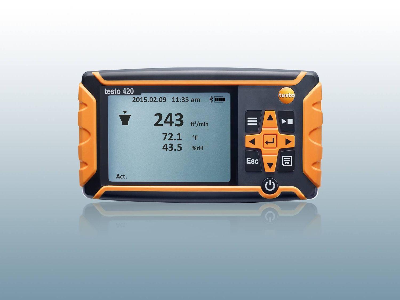 Aparelho de medição da pressão diferencial