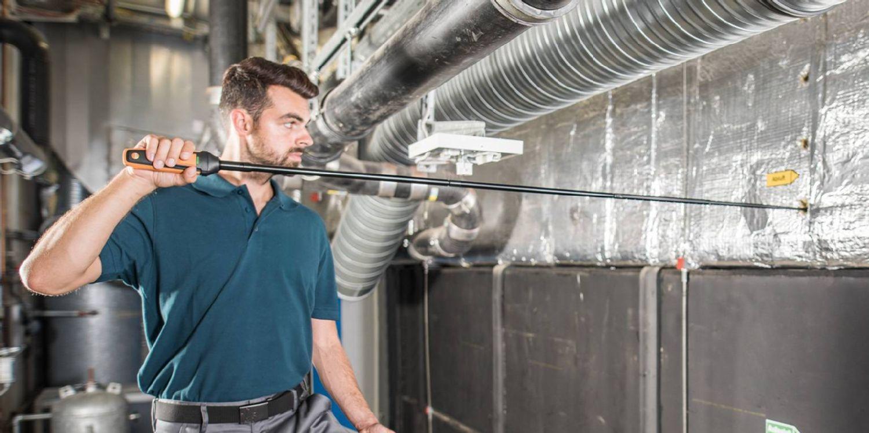 工业和商业空调系统检查