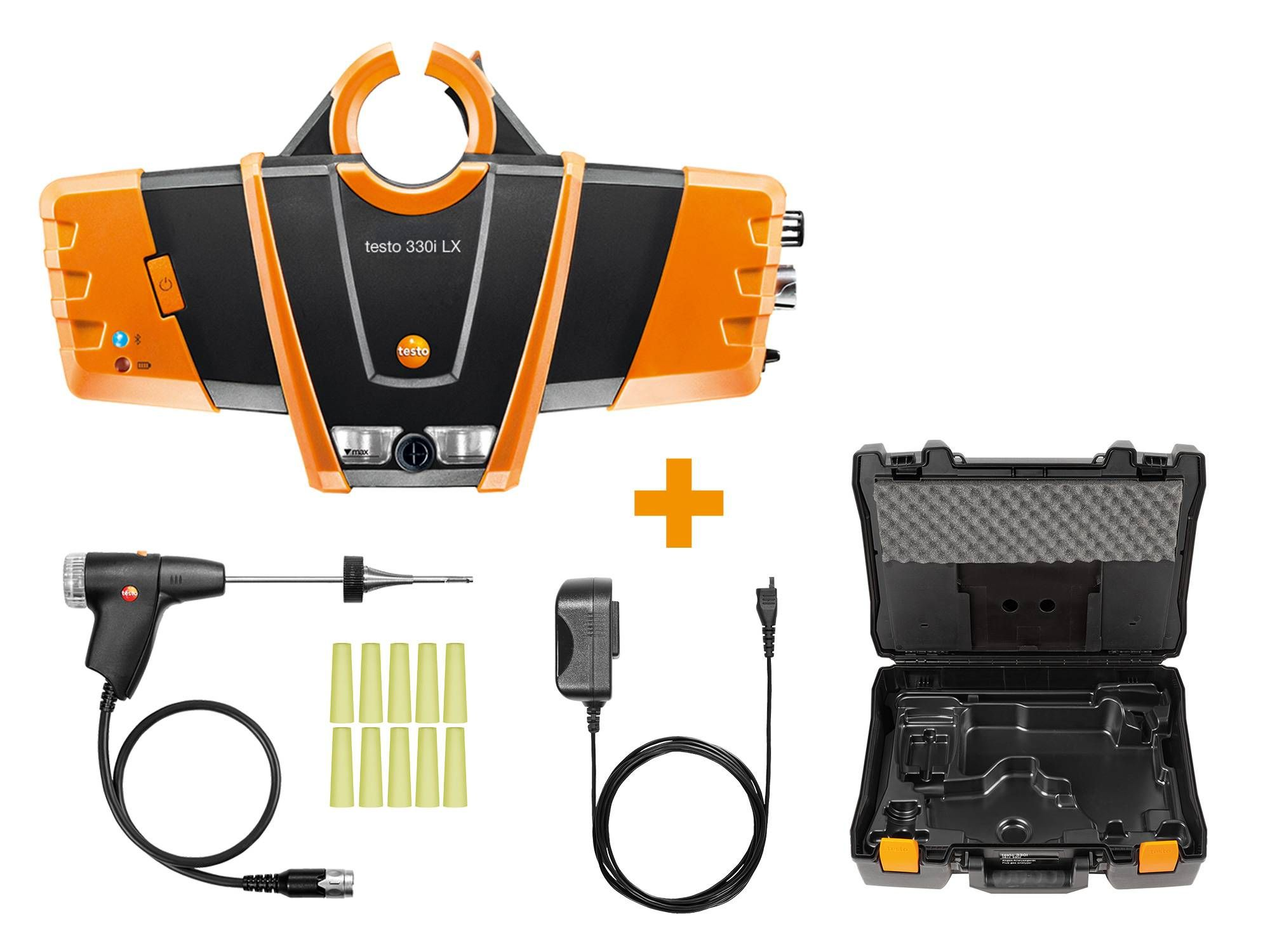 testo 330i LX essential kit