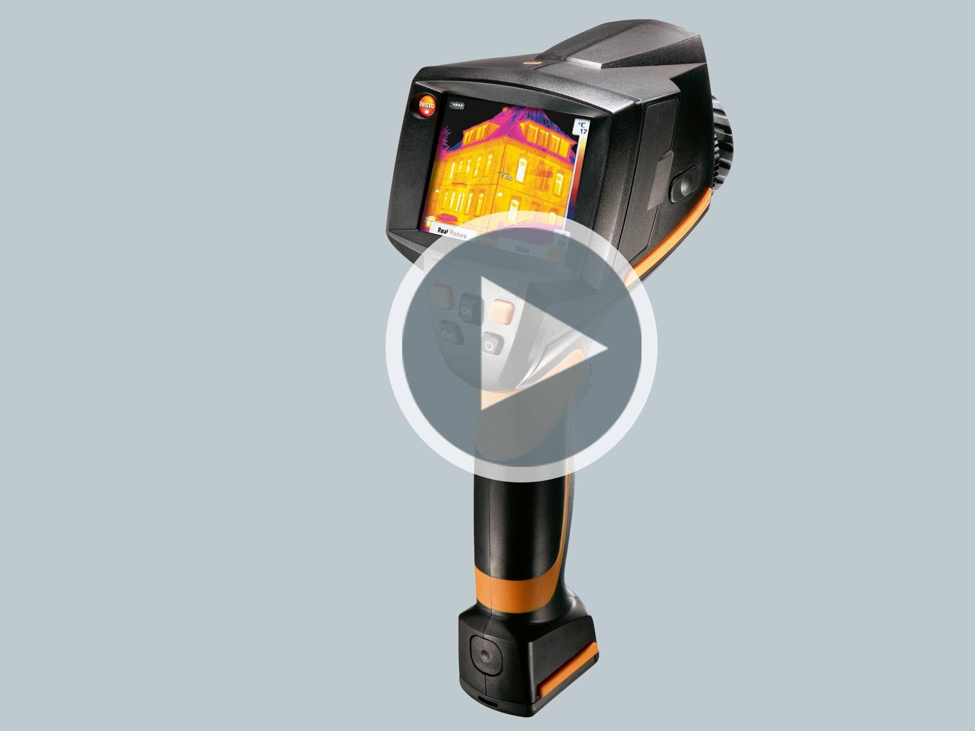 How-To Videos: testo 875i