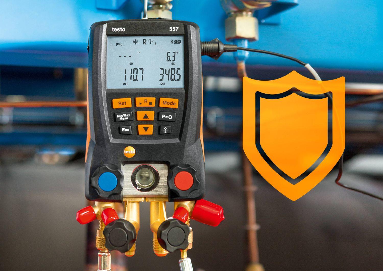 德图制冷系统测量解决方案高品质保障