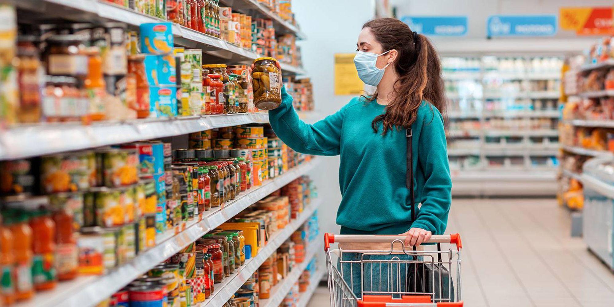 食品安全与新冠