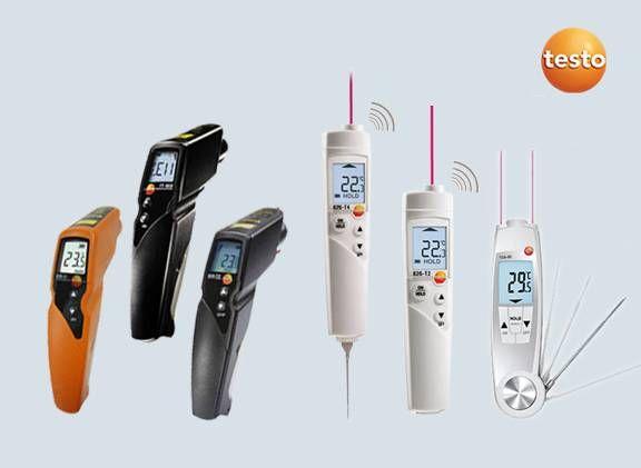 非接触式红外测温仪在食品领域的使用细节和实际应用