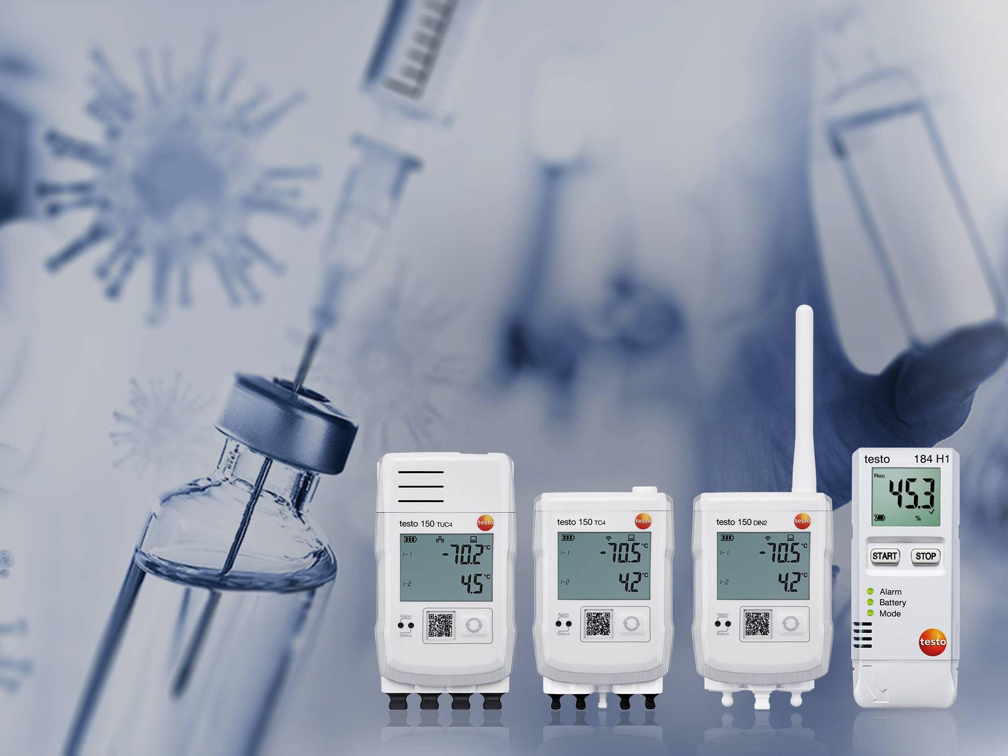 疫苗冷链运输测量技术