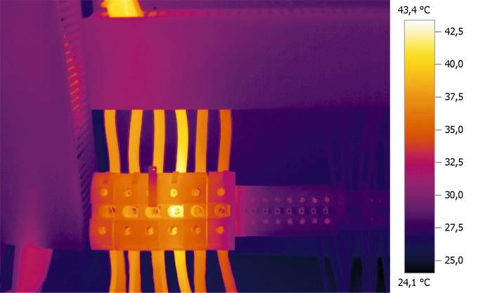 Thermal image electrical