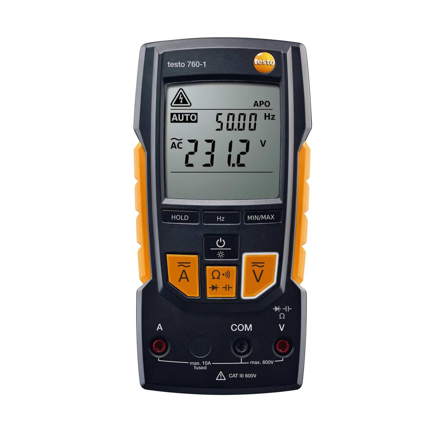 testo 760-1 Digital-Multimeter
