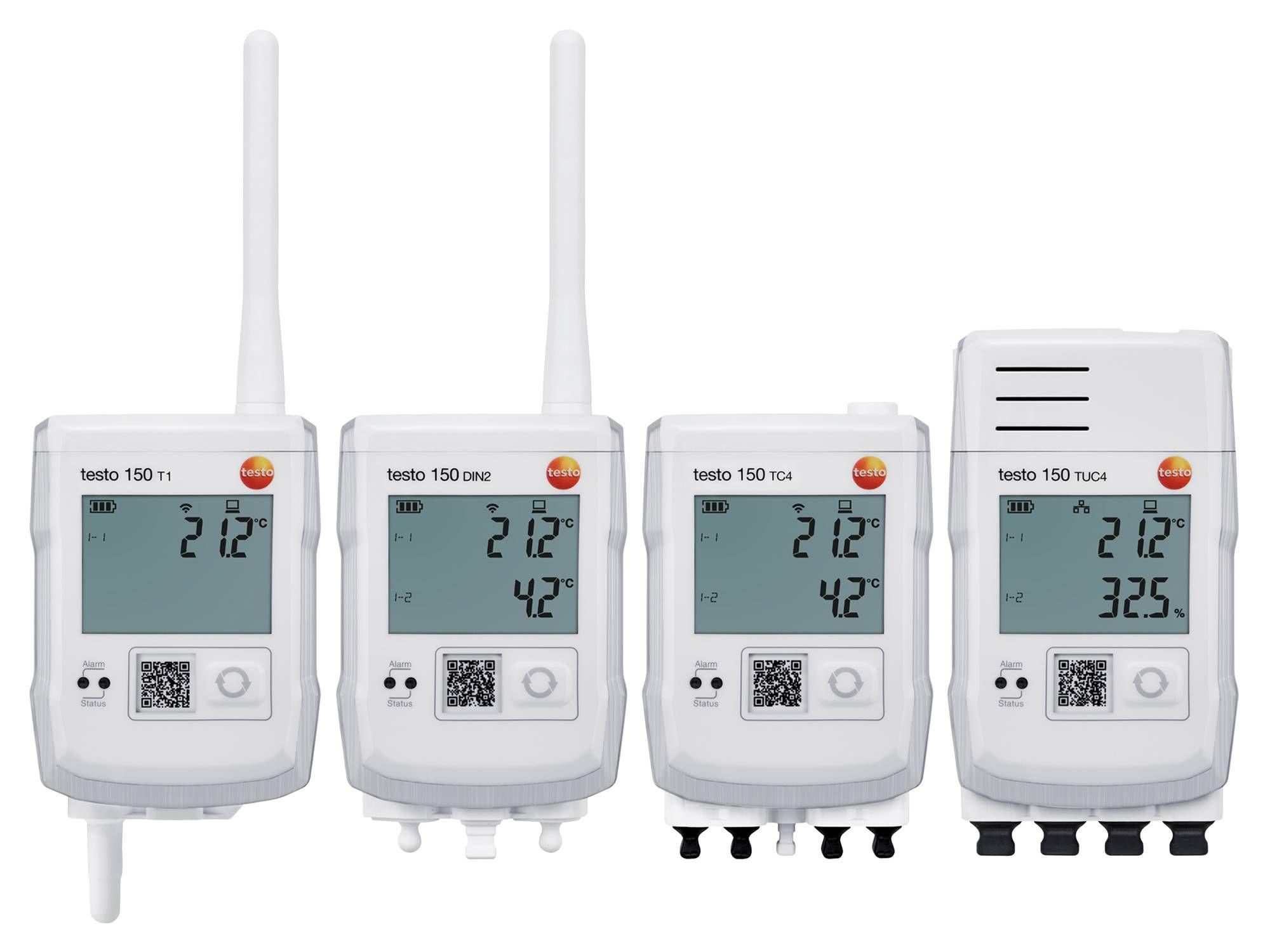 testo Saveris 生命科学环境监测系统——数据记录仪