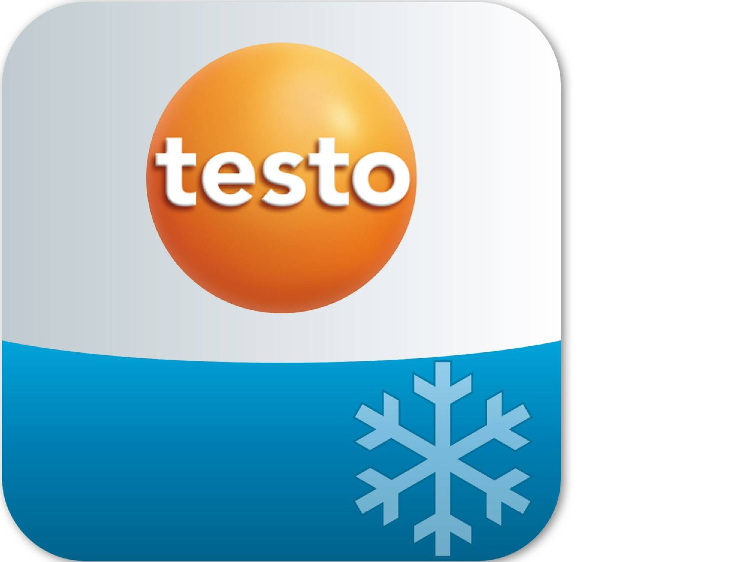 Refrigeration service with the testo Refrigeration App