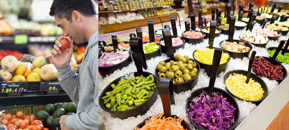 蔬菜色拉一直在健康餐中占有一席之位,现在我们时常在进口超市就可以买到各种方便包装的即食蔬菜,安全又健康。