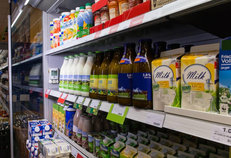 Мониторинг температуры в супермаркетах