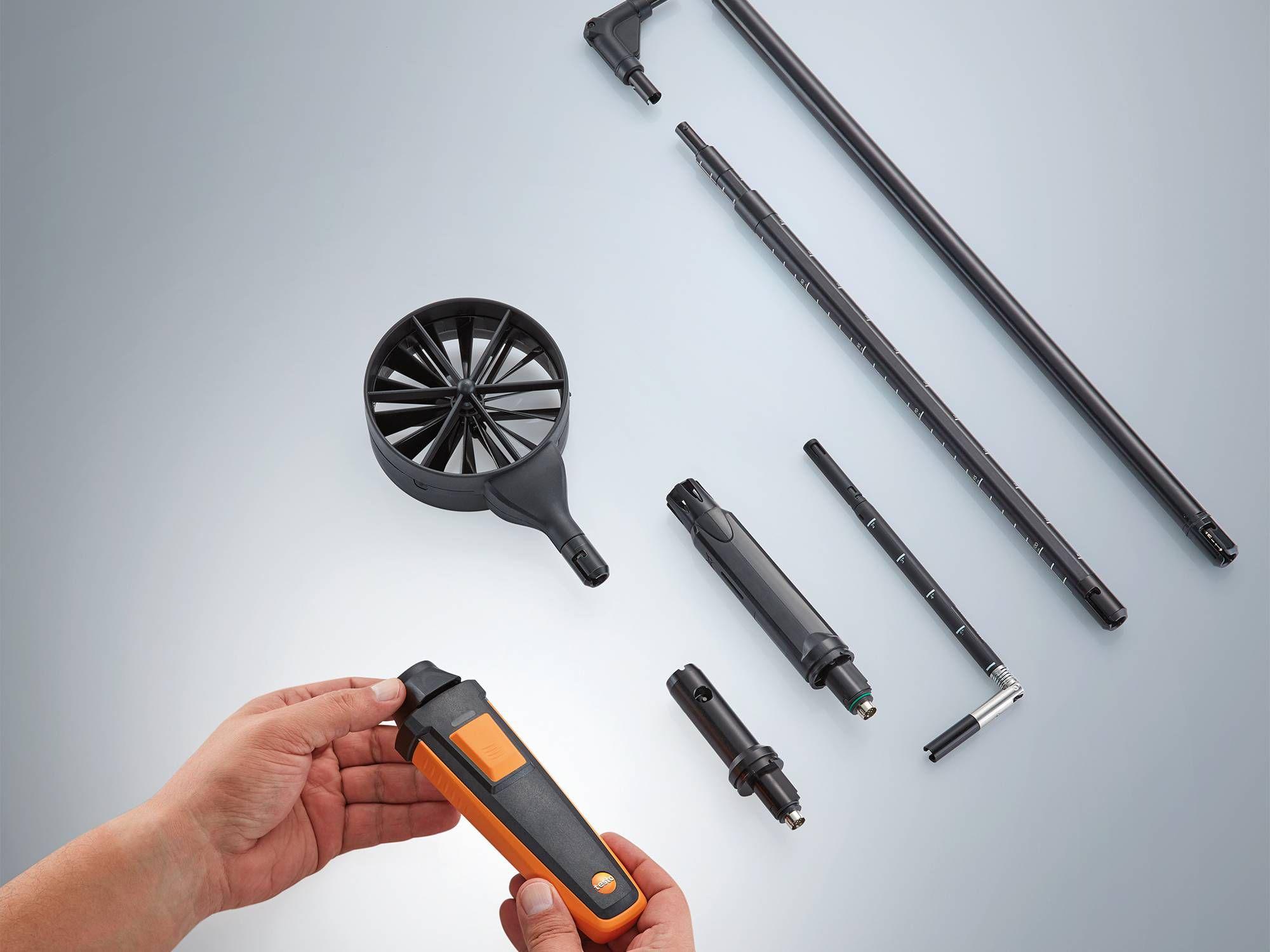 testo 440 handle