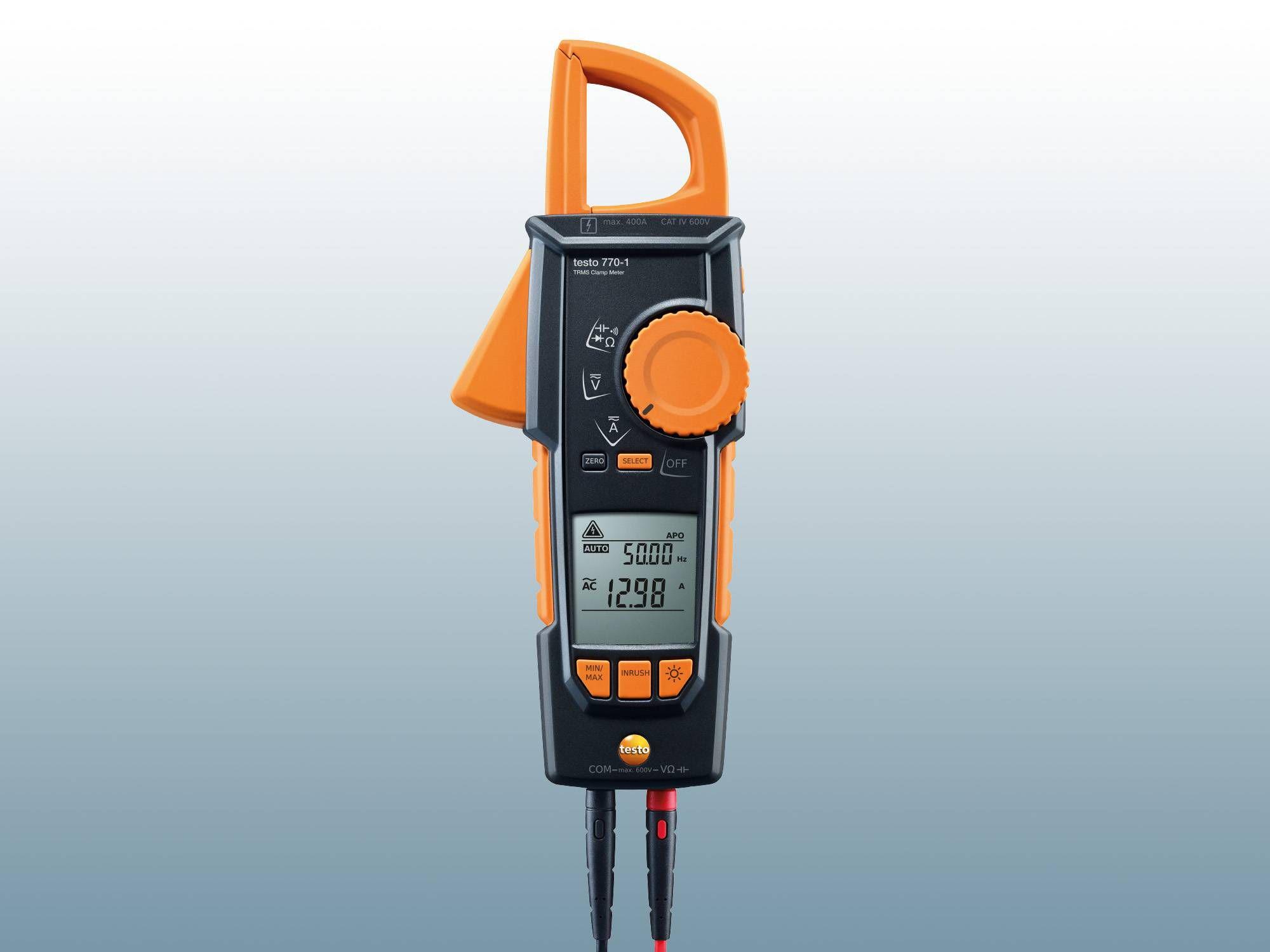 Stromzange testo 770-1