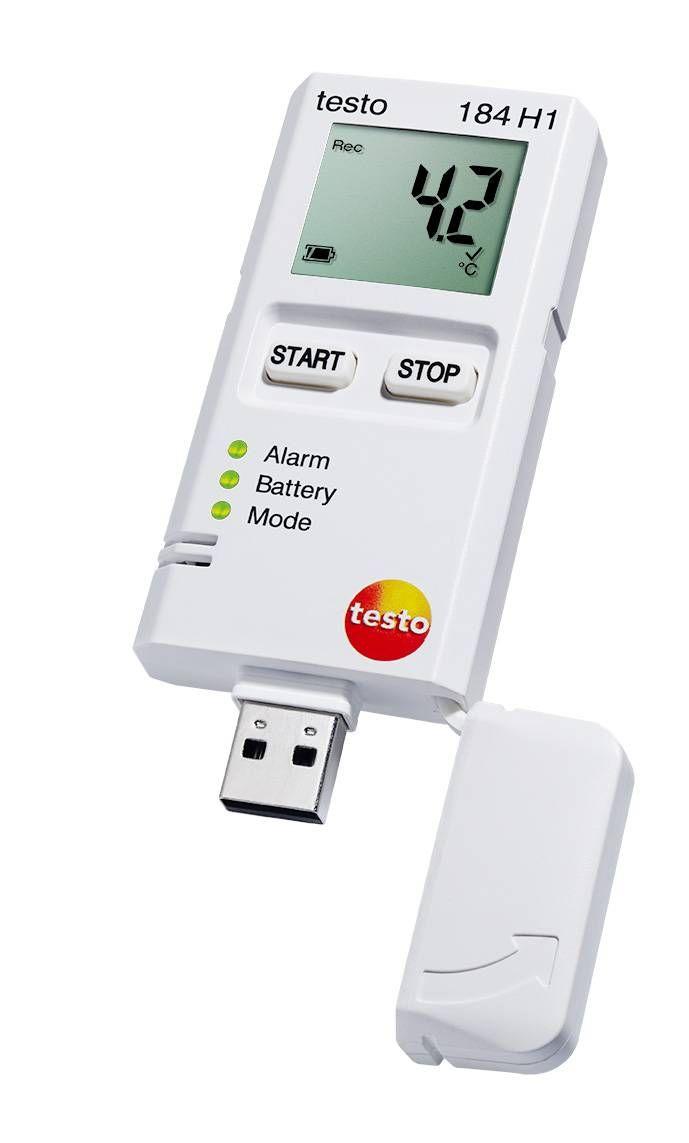 Enregistreur de données USB pour l'humidité et la température