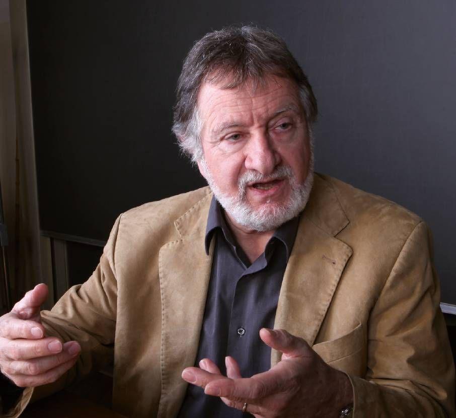 Prof. em. Dr. Peter Gehr vom Institut für Anatomie der Universität Bern