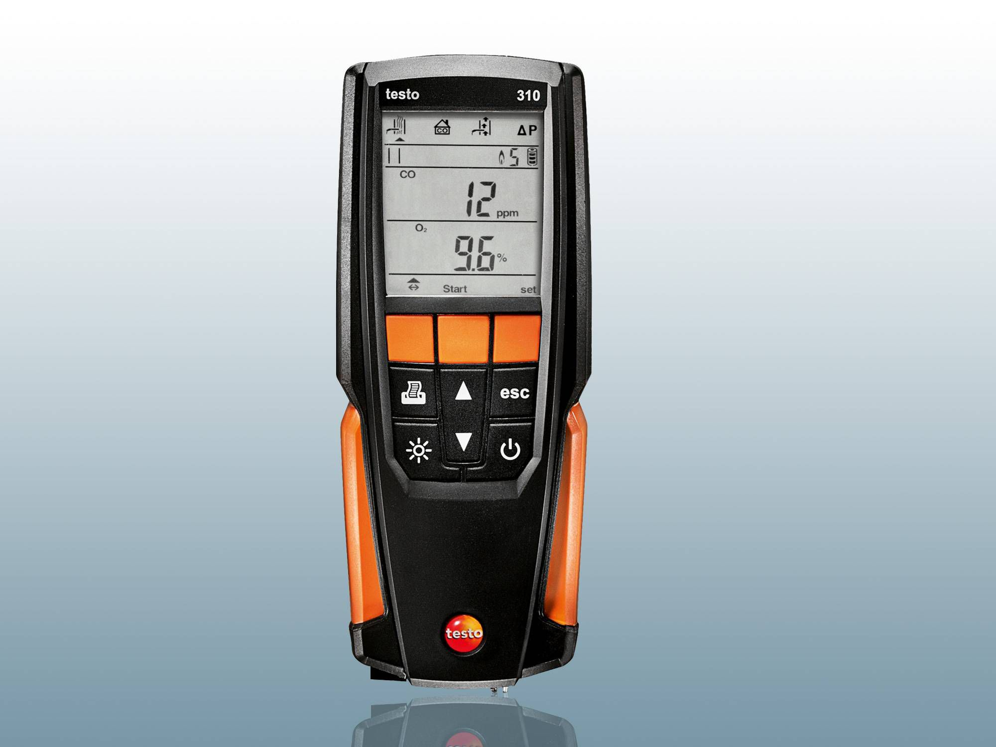 Find the right flue gas analyzer from Testo | Testo, Inc