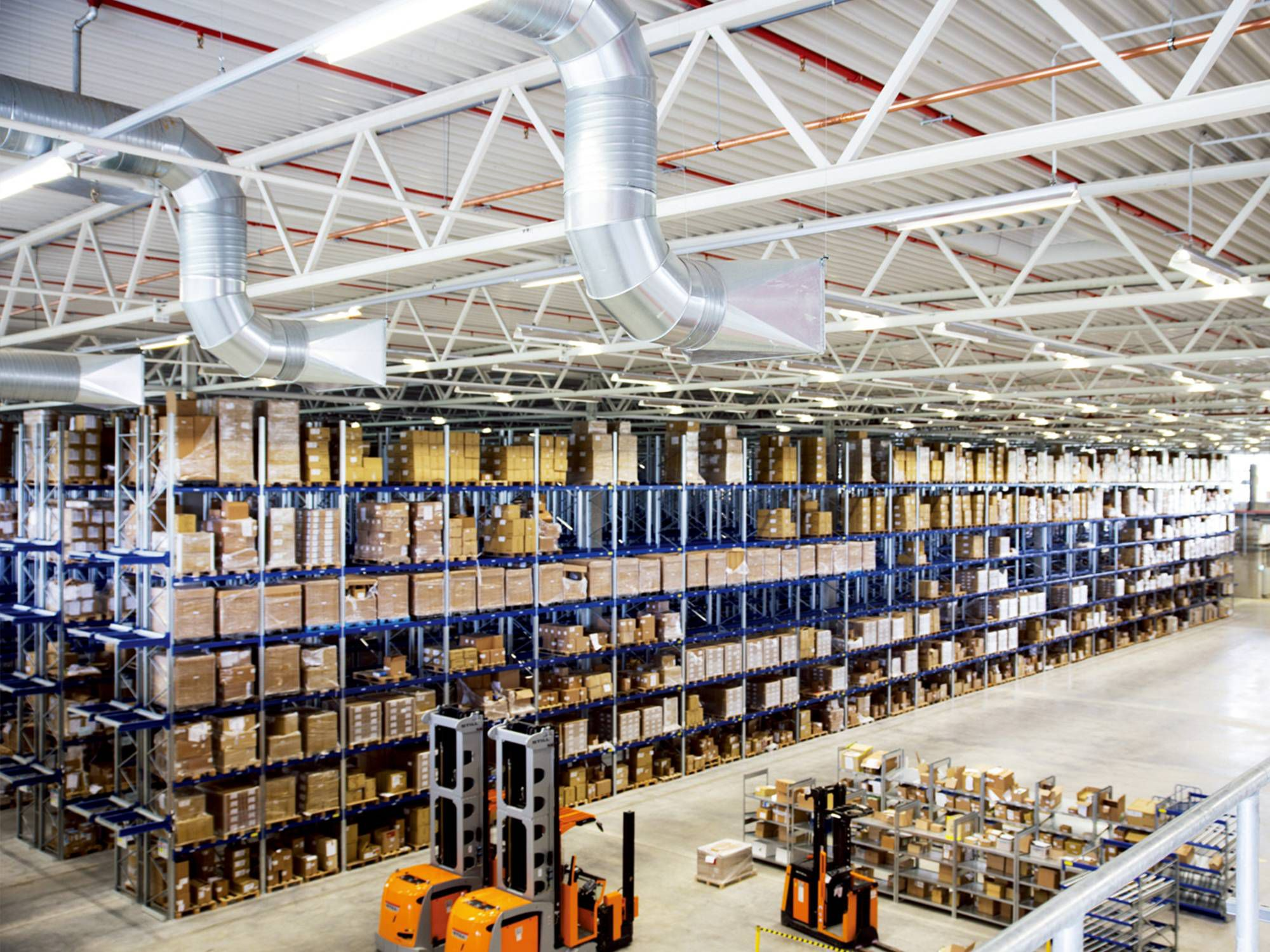 Testo measurement technology logistics