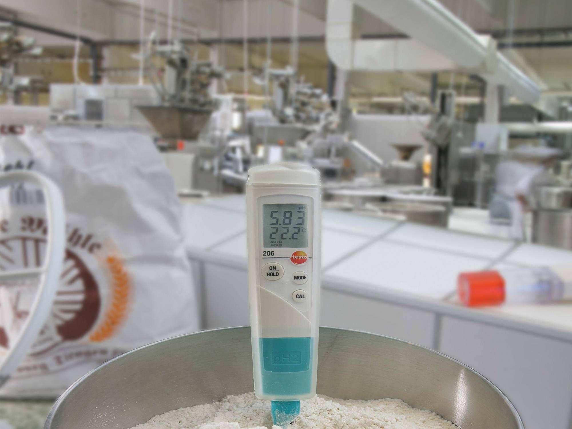 pH值测试条
