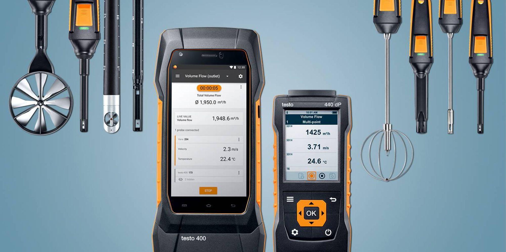 更多 IAQ 测量仪