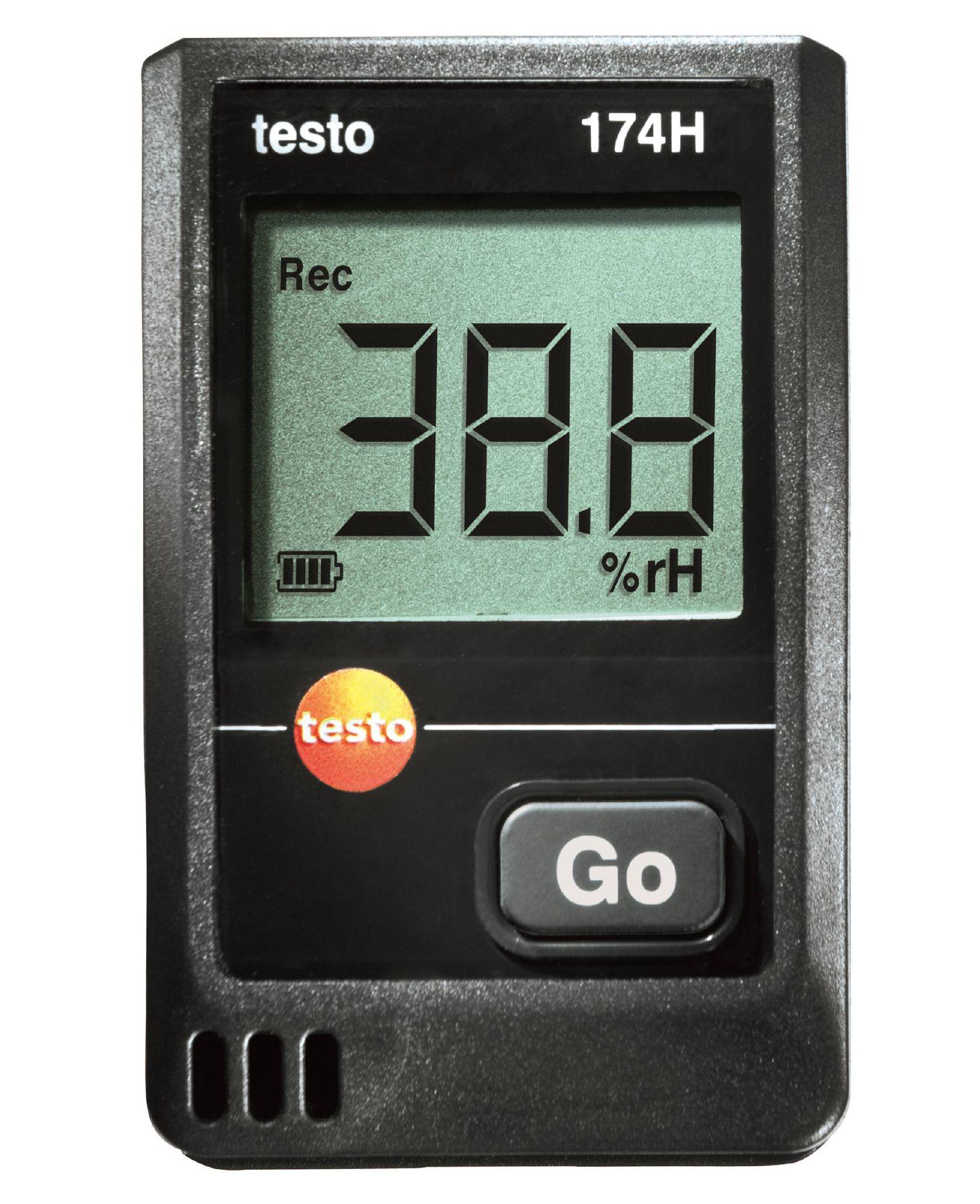 Mini-enregistreur de température et d'humidité