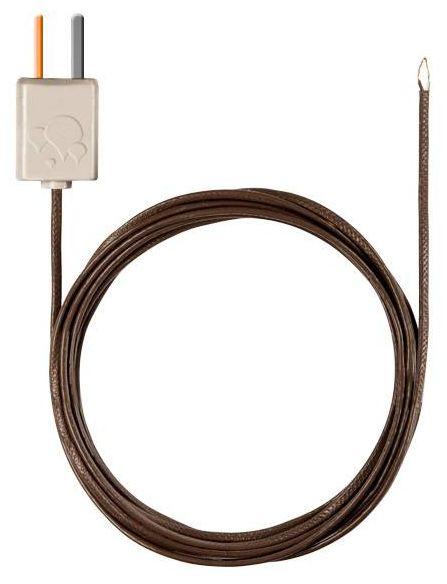 Flexible oven probe