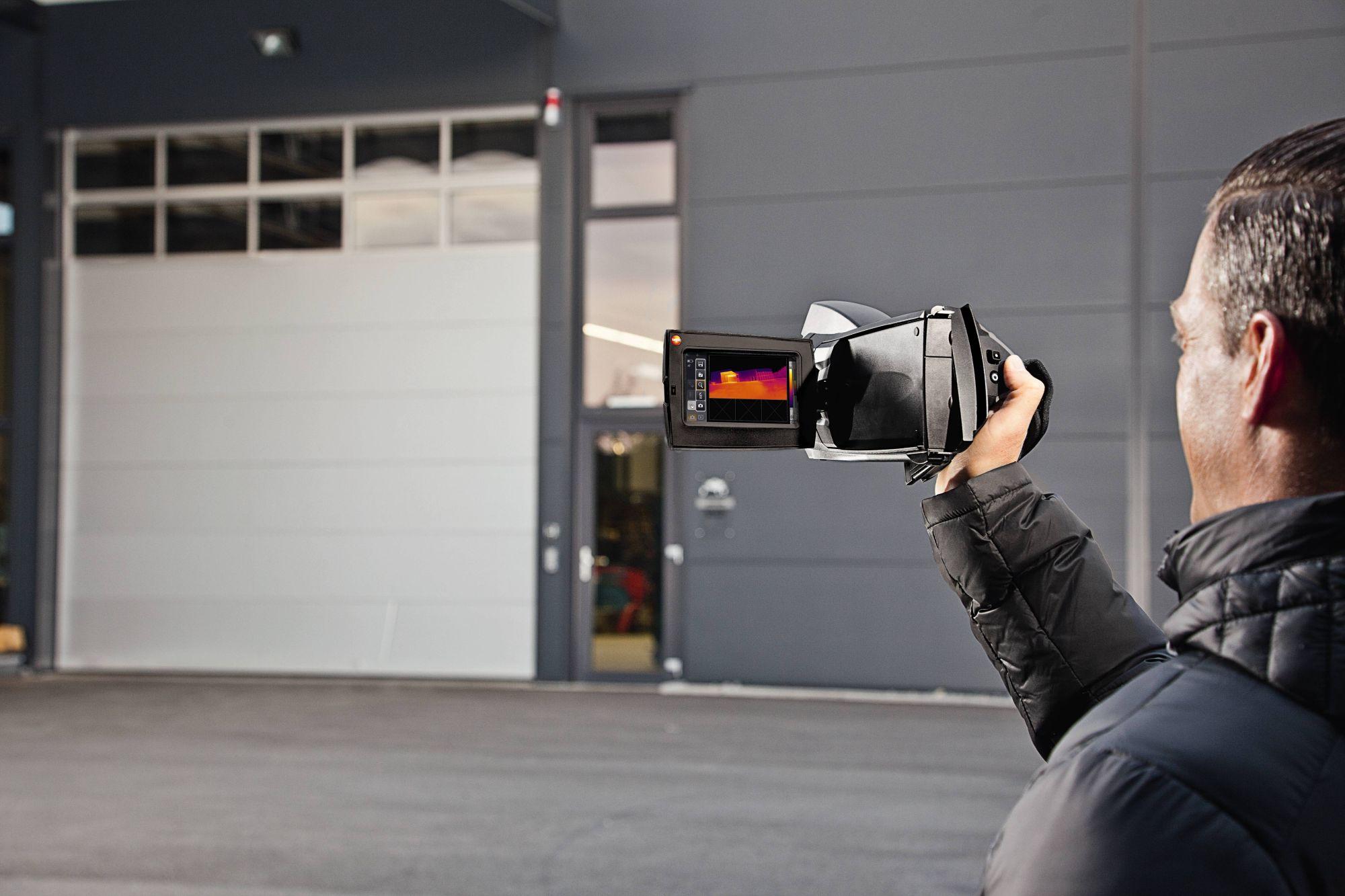 testo 890-1 warmtebeeldcamera