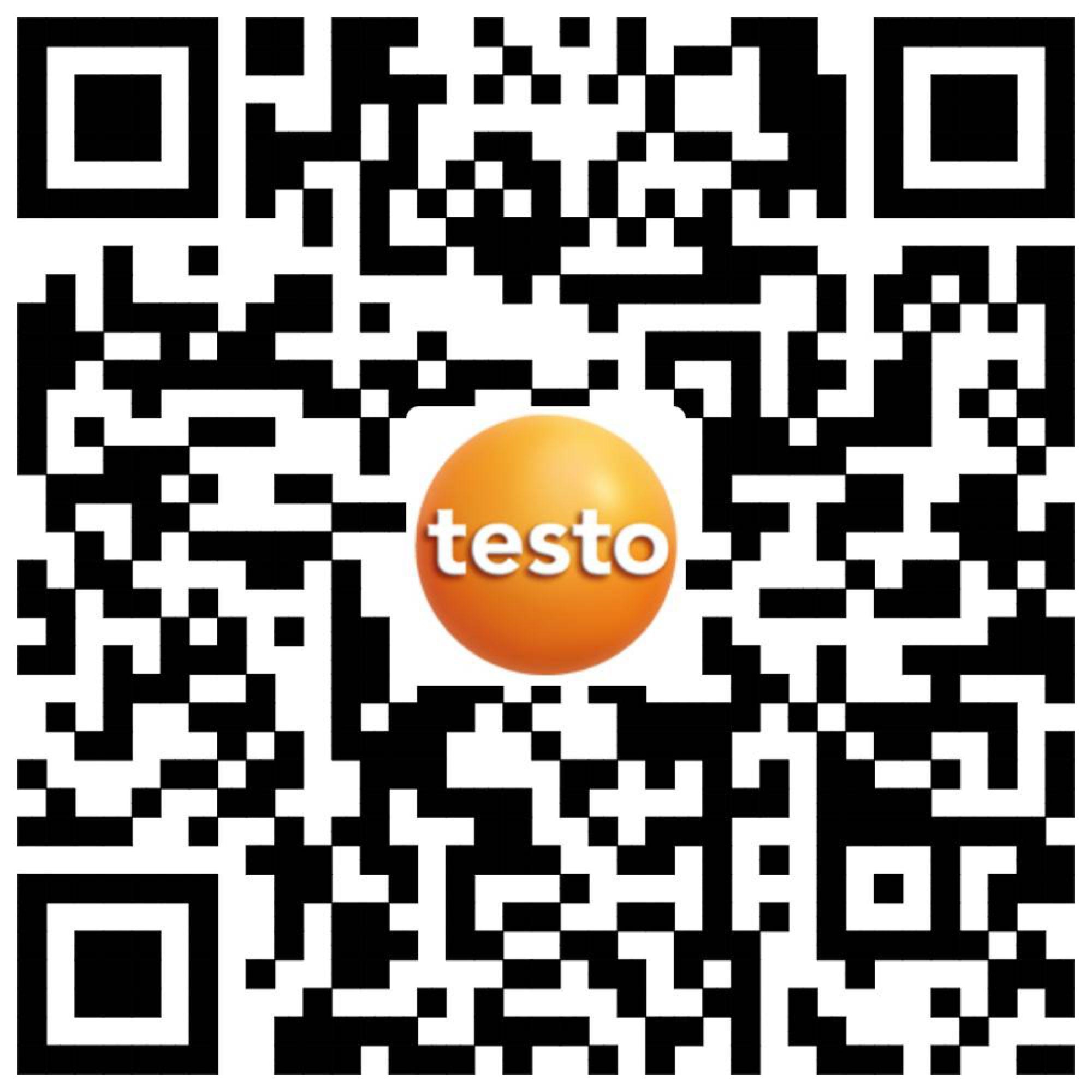 testo德图仪器微信公众号