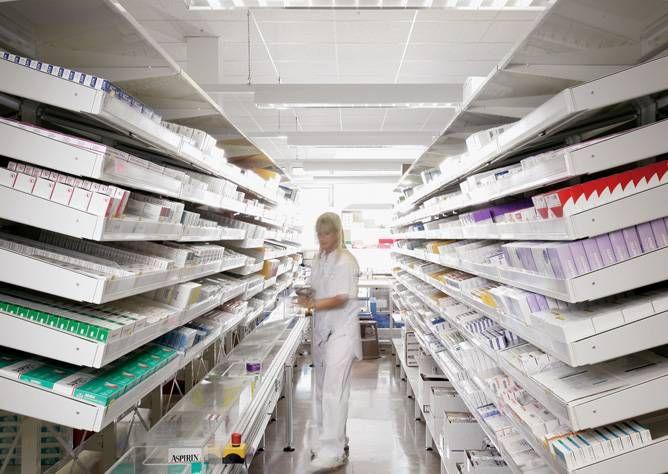 药品零售与流通
