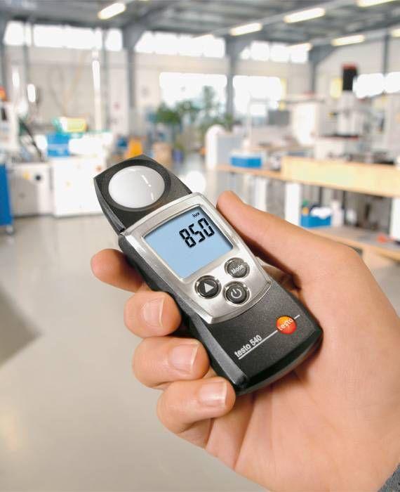 testo 540 luxmeter